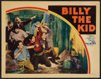 "Billy the Kid (MGM, 1930). Lobby Card (11"" X 14""). Western"