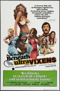 "Movie Posters:Sexploitation, Beneath the Valley of the Ultra-Vixens (Signal 166, 1979). OneSheet (27"" X 41""). Sexploitation.. ..."