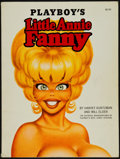 "Movie Posters:Sexploitation, Playboy's Little Annie Fanny (Playboy Press, 1966). Soft Cover Book(128 pages, 10.5' X 14""). Sexploitation.. ..."