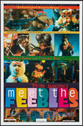 """Movie Posters:Documentary, Meet the Feebles (Dead or Alive, 1995). One Sheet (27"""" X 41""""). Comedy.. ..."""