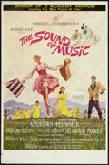 "Movie Posters:Academy Award Winners, The Sound of Music (20th Century Fox, 1965). One Sheet (27"" X 41"")Academy Award Style. Musical.. ..."