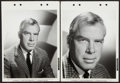 """Movie Posters:Action, Lee Marvin (Paramount, 1962). Keybook Portrait Photos (2) (8"""" X 11""""). Action.. ... (Total: 2 Items)"""