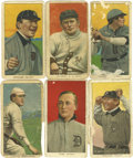 Baseball Cards:Lots, 1909-11 T206 Group Lot of 26. A group of 26 cards from the covetedT206 tobacco issue is made available here, with such gre...