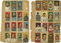 Baseball Cards:Lots, 1909-12 Tobacco Cards Group Lot of 126 (T205, T206, T207,Philadelphia Caramel). This expansive collection of 126 cardsfro...
