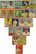 Baseball Cards:Lots, 1933 Goudey Group Lot of 86. The collector-favorite 1933 Goudeybaseball issue is one of the more desirable sets from the e...
