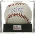 "Autographs:Baseballs, Orlando Cepeda ""HOF 99"" Single Signed Baseball, PSA Gem Mint 10.Puerto Rican Hall of Fame slugger Orlando Cepeda has made ..."