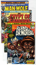 Silver Age (1956-1969):Horror, Miscellaneous Silver and Bronze Age Horror Comics Group (Various,1955-78) Condition: Average VG.... (Total: 63)