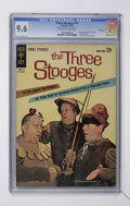 Silver Age (1956-1969):Humor, Three Stooges CGC File Copy Group (Dell/Gold Key, 1961-69).... (Total: 7)
