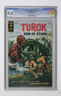 Silver Age (1956-1969):Adventure, Turok, Son of Stone #65 and 66 CGC File Copy Group (Gold Key, 1969) CGC NM+ 9.6 Off-white to white pages.... (Total: 2)