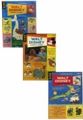 Bronze Age (1970-1979):Cartoon Character, Walt Disney Comics Digest and Others Group (Gold Key, 1969-87)....(Total: 24)