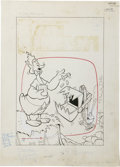 Original Comic Art:Covers, Warren Kremer - Baby Huey, the Baby Giant #29 Cover Original Art(Harvey, 1960)....