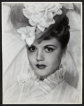 """Movie Posters:Drama, Angela Lansbury in The Private Affairs of Bel Ami (MGM, 1947). Portrait Photo (11"""" X 13.75""""). Drama.. ..."""