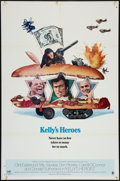 """Movie Posters:War, Kelly's Heroes (MGM, 1970). One Sheet (27"""" X 41""""). Style B. War....."""