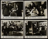 "Citizen Kane (RKO, 1941). British Front of House Photos (8) (8"" X 10""). Drama. ... (Total: 8 Items)"