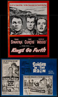 Movie Posters:War, War Lot (Various, 1958-1969). Pressbooks (14) (Multiple Pages,Various Sizes). War.. ... (Total: 14 Items)