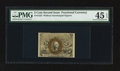 Fractional Currency:Second Issue, Fr. 1232 5¢ Second Issue PMG Choice Extremely Fine 45 EPQ.. ...