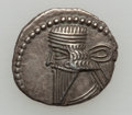Ancients:Ancient Lots  , Ancients: ROME AND PARTHIA. Lot of six silver coins. Very Fineto Good Very Fine... (Total: 6 Item)