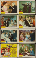 """Movie Posters:Comedy, A Date with Judy (MGM, 1948). Lobby Card Set of 8 (11"""" X 14""""). Comedy.. ... (Total: 8 Items)"""