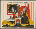 "Movie Posters:Comedy, Bluebeard's Eighth Wife (Paramount, 1923). Lobby Card (11"" X 14""). Comedy.. ..."