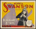 """Movie Posters:Comedy, Bluebeard's Eighth Wife (Paramount, 1923). Title Lobby Card (11"""" X14""""). Comedy.. ..."""