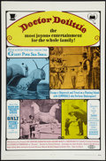 """Movie Posters:Fantasy, Doctor Dolittle (20th Century Fox, 1968). One Sheet (27"""" X 41""""). Fantasy.. ..."""
