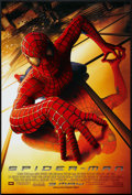 "Movie Posters:Action, Spider-Man (Columbia, 2002). One Sheet (27"" X 40"") SS Advance.Action.. ..."