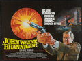 "Movie Posters:Crime, Brannigan (United Artists, 1975). British Quad (30"" X 40""). Crime....."