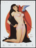 """Movie Posters:Bad Girl, Bettie Page (Pure Imagination, 1991). Promotion Poster (18"""" X 24"""").Bad Girl.. ..."""