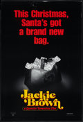 """Movie Posters:Crime, Jackie Brown (Miramax, 1997). One Sheets (2) (27"""" X 40""""). SS &DS Advance. Crime.. ... (Total: 2 Items)"""
