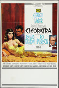 "Movie Posters:Historical Drama, Cleopatra (20th Century Fox, 1963). Spanish One Sheet (27"" X 41"").TODD-AO Road Show Style. Historical Drama.. ..."