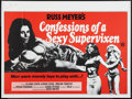 "Movie Posters:Sexploitation, Good Morning...and Goodbye! (Supreme, R-1984). British Quad (30"" X40""). Sexploitation.. ..."