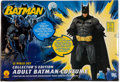 Memorabilia:Superhero, Batman Adult Costume (Rubie's, 2006)....