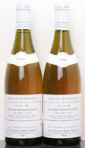 White Burgundy, Batard Montrachet 1996 . M. Niellon . Bottle (2). ...(Total: 2 Btls. )