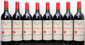 Red Bordeaux, Chateau Petrus 1990 . Pomerol. Bottle (8). ... (Total: 8Btls. )