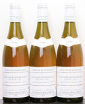 White Burgundy, Chevalier Montrachet 1996 . M. Niellon . Bottle (3). ...(Total: 3 Btls. )