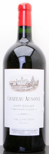 Red Bordeaux, Chateau Ausone 2000 . St. Emilion. owc. Double-Magnum (1).... (Total: 1 D-Mag. )