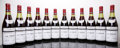 Red Burgundy, La Tache 1985 . Domaine de la Romanee Conti . 1(3.4cm), 1(3.6cm), 1(3.8cm), #012732-012744. Bottle (12). ... (Total: 12 Btls. )