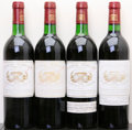 Red Bordeaux, Chateau Margaux 1982 . Margaux. 2ts, 1scl. Bottle (4). ...(Total: 4 Btls. )