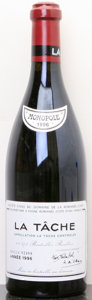 Red Burgundy, La Tache 1996 . Domaine de la Romanee Conti . lbsl, #02489.Bottle (1). ... (Total: 1 Btl. )