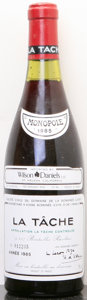 Red Burgundy, La Tache 1985 . Domaine de la Romanee Conti . #012235.Bottle (1). ... (Total: 1 Btl. )
