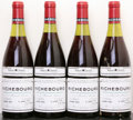 Red Burgundy, Richebourg 1983 . Domaine de la Romanee Conti . 2(3cm),#002576, 002582, 002583. Bottle (4). ... (Total: 4 Btls. )