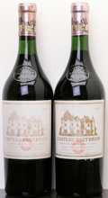 Red Bordeaux, Chateau Haut Brion 1959 . Pessac-Leognan. 2-Nicolasbottling. Bottle (2). ... (Total: 2 Btls. )