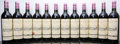 Red Bordeaux, Chateau La Mission Haut Brion 1977 . Pessac-Leognan. 1bn,9ts, 3lbsl, 3ltl, 1ssos. Bottle (12). ... (Total: 12 Btls. )