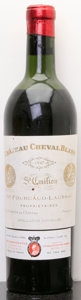 Red Bordeaux, Chateau Cheval Blanc 1947 . St. Emilion. htms, lbsl, lcc, excellent color. Bottle (1). ... (Total: 1 Btl. )