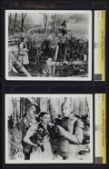 "Movie Posters:Fantasy, The Wizard of Oz (MGM, 1939). CGC Graded Photos (2) (8"" X 10"").Fantasy.. ... (Total: 2 Items)"