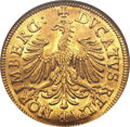 German States:Nurnberg, German States: Nurnberg. Free Imperial City gold Ducat 1635,...