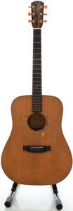 Musical Instruments:Acoustic Guitars, 1986 Alvarez by Yairi DY67 Natural Acoustic Guitar, Serial #65147....