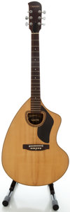 Musical Instruments:Acoustic Guitars, Circa 1978 Giannini Natural Acoustic Guitar, Serial #71978....