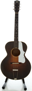 Musical Instruments:Acoustic Guitars, 1931 Gibson L4 Sunburst Archtop Acoustic Guitar, Serial #88678....