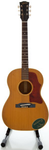 Musical Instruments:Acoustic Guitars, 1965 Gibson B-25 Natural Acoustic Guitar, Serial #244039....